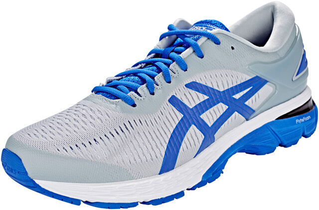 asics Gel Kayano 25 Lite Show Chaussures running Homme grisbleu